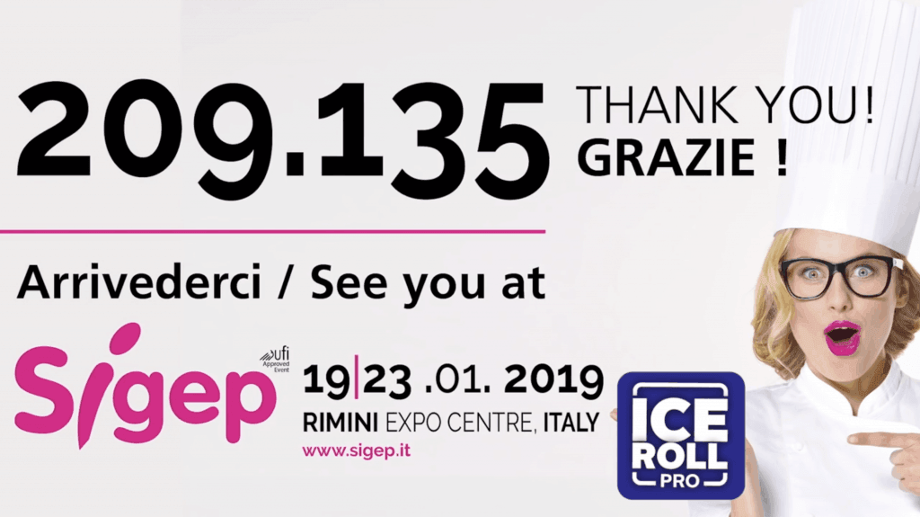 sigep rimini 2019 ice cream
